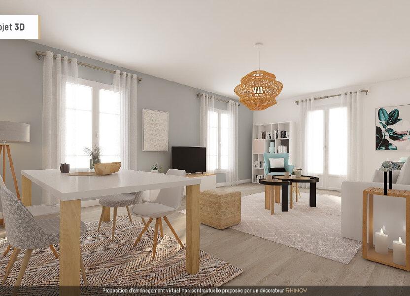 Appartement à vendre 120m2 à Caluire-et-Cuire