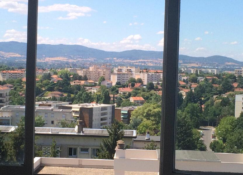 Appartement à louer 27.42m2 à Sainte-Foy-lès-Lyon