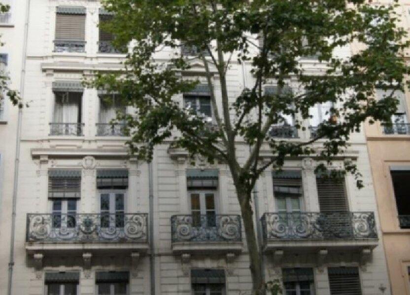 Appartement à louer 38m2 à Lyon 6