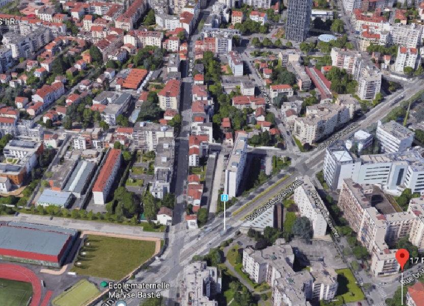 Stationnement à vendre 12.43m2 à Lyon 8
