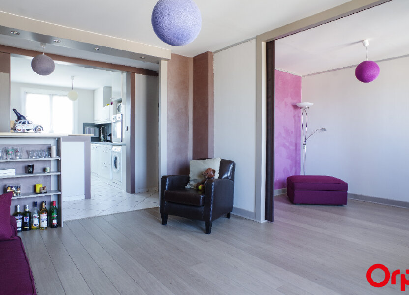 Appartement à vendre 68.13m2 à Genay