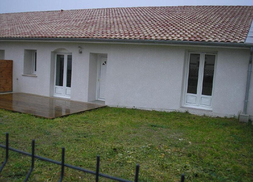 Maison à louer 98m2 à Ludon-Médoc