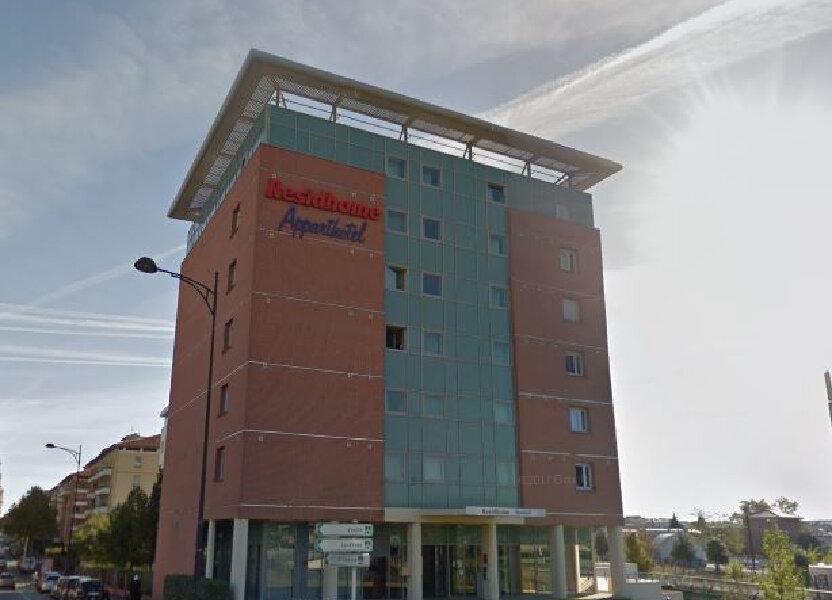 Appartement à vendre 21m2 à Toulouse