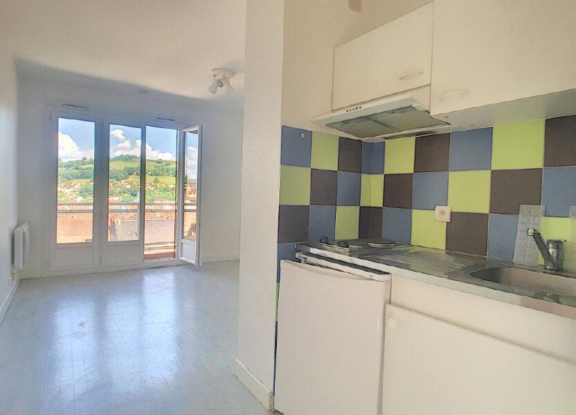 Appartement à louer 19m2 à Aurillac