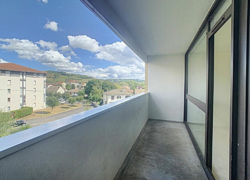 Appartement à louer 66m2 à Aurillac