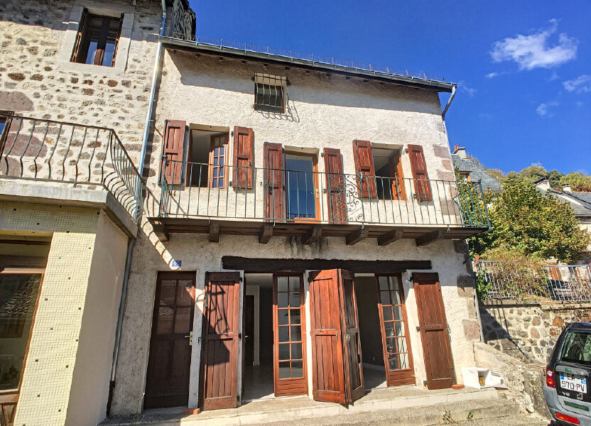 Maison à vendre 97m2 à Thiézac