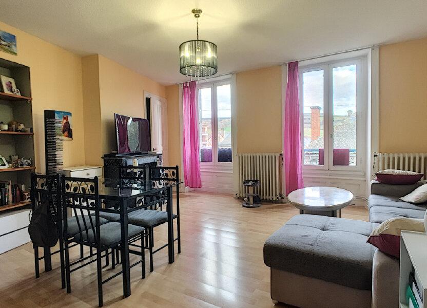 Appartement à vendre 66m2 à Aurillac