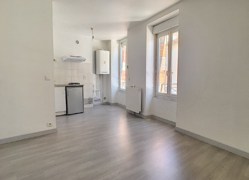 Appartement à louer 32m2 à Aurillac