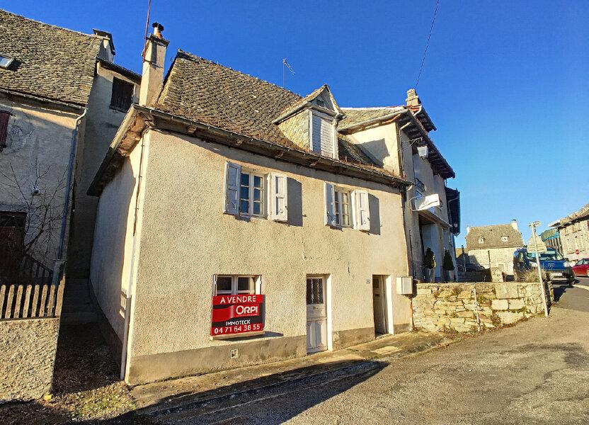 Maison à vendre 60m2 à Montsalvy