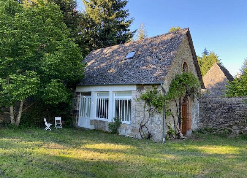 Maison à louer 60m2 à Marcolès