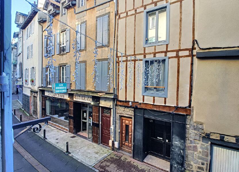 Appartement à louer 56m2 à Aurillac