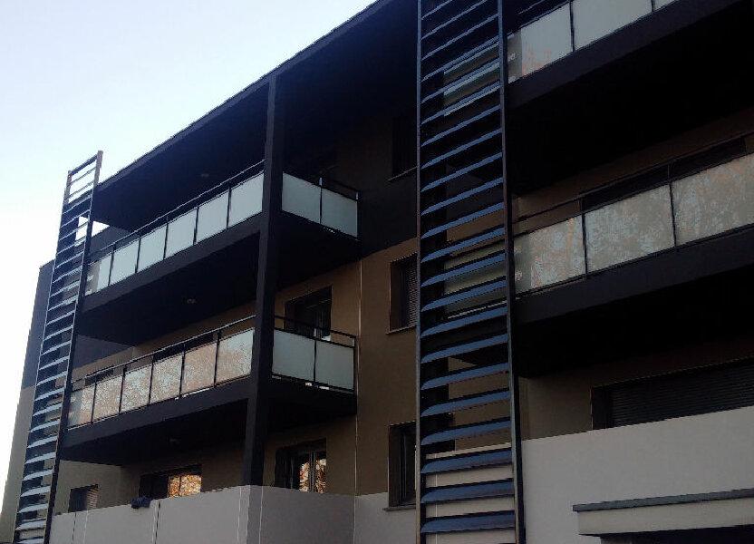 Appartement à louer 37.3m2 à Lattes