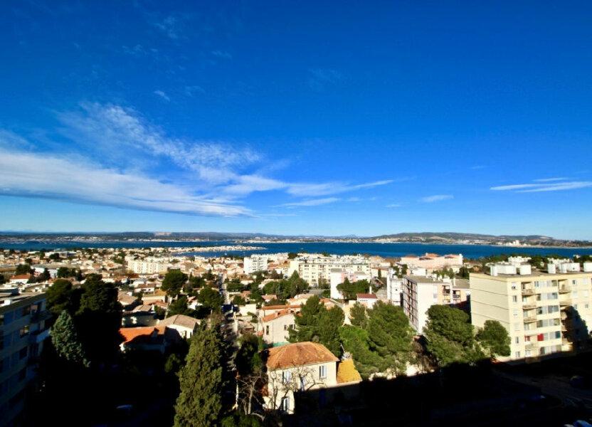 Appartement à louer 67.85m2 à Sète