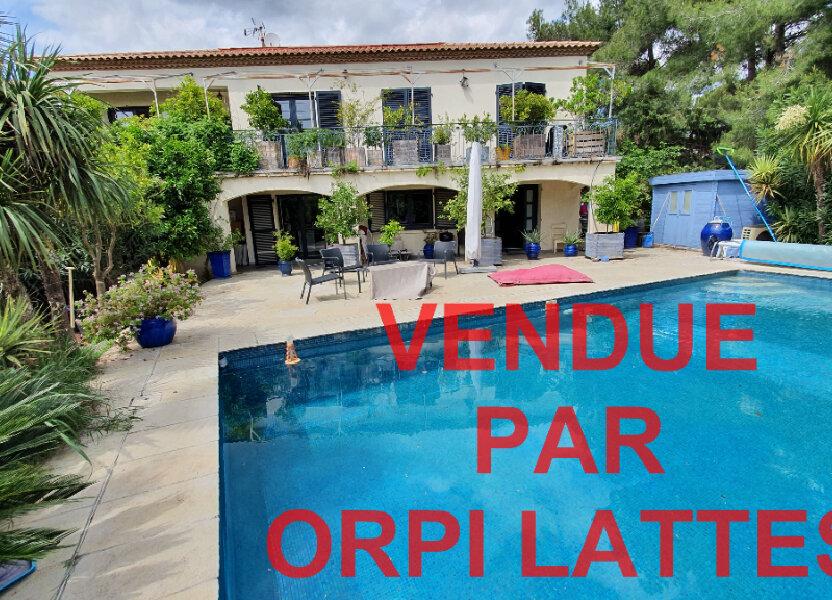 Maison à vendre 170m2 à Castelnau-le-Lez