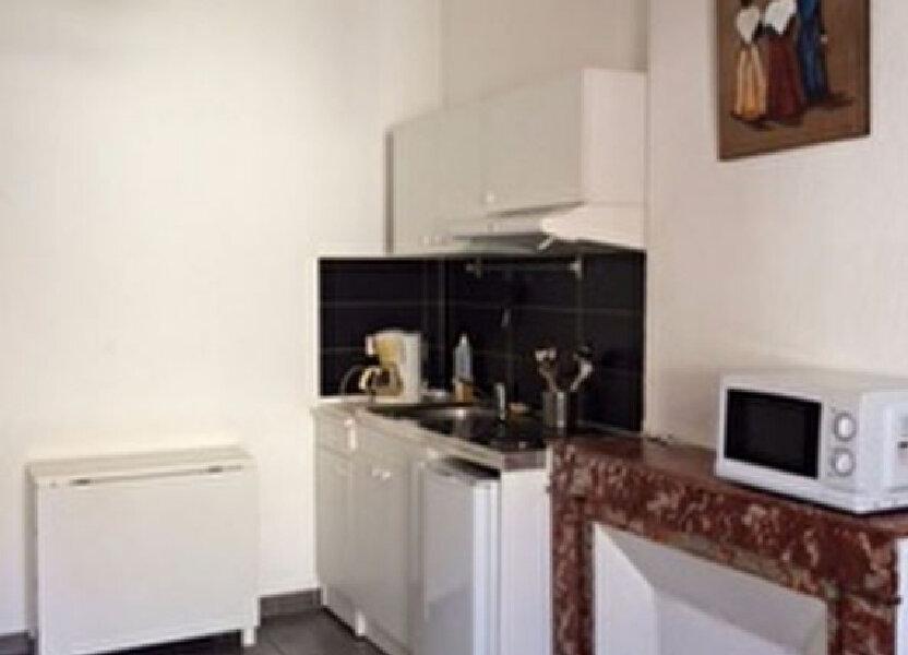 Appartement à louer 27.37m2 à Montpellier