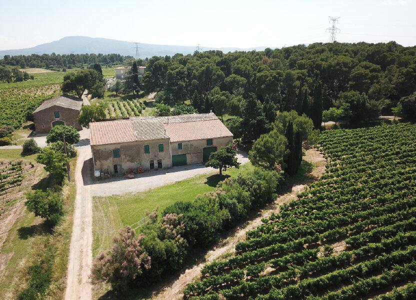 Terrain à vendre 400000m2 à Lézignan-Corbières