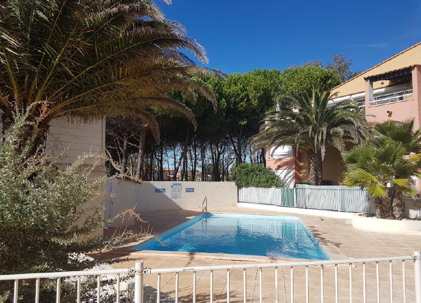 Appartement à vendre 30.79m2 à Le Cap d'Agde - Agde