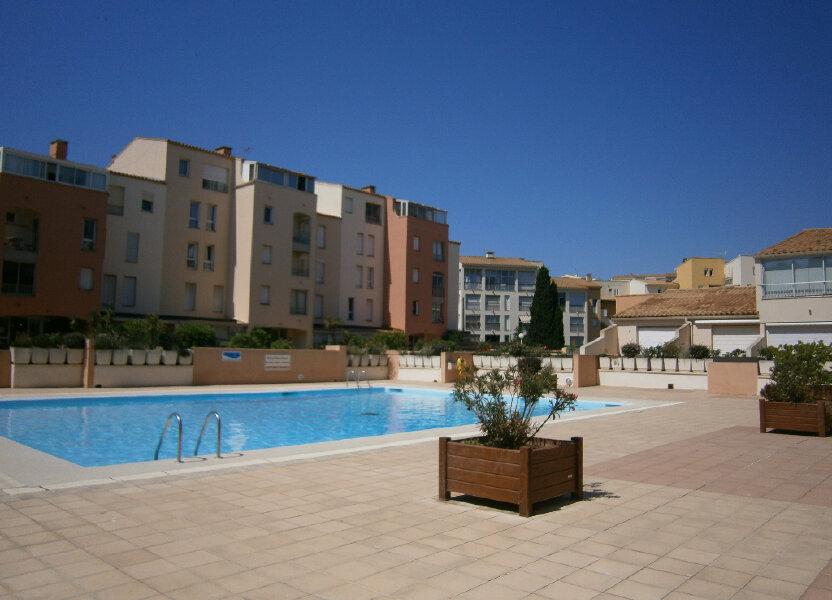 Appartement à vendre 23.57m2 à Le Cap d'Agde - Agde