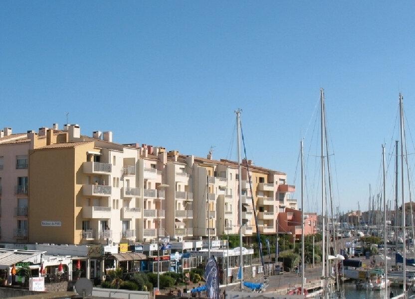 Appartement à vendre 26.34m2 à Le Cap d'Agde - Agde