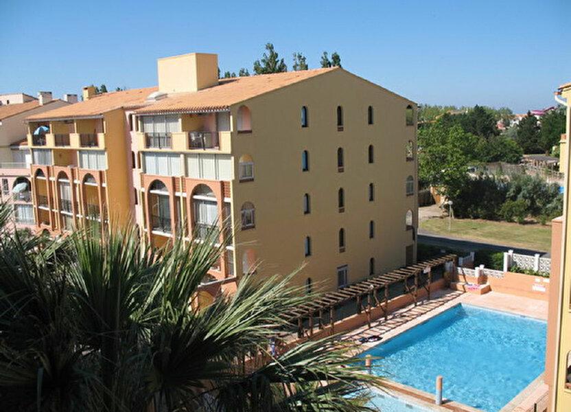 Appartement à vendre 26.47m2 à Le Cap d'Agde - Agde