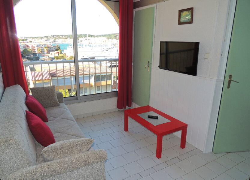 Appartement à vendre 23.37m2 à Le Cap d'Agde - Agde