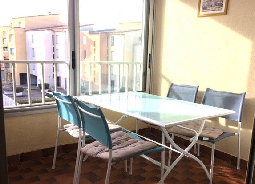 Appartement à vendre 51.58m2 à Le Cap d'Agde - Agde