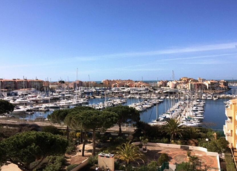 Appartement à vendre 33.36m2 à Le Cap d'Agde - Agde