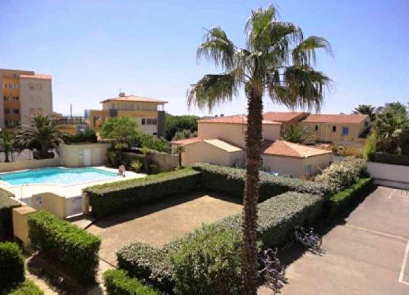 Appartement à vendre 47.54m2 à Le Cap d'Agde - Agde