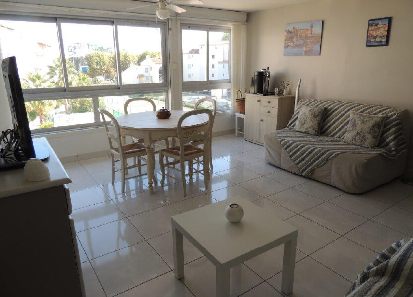 Appartement à vendre 25.33m2 à Le Cap d'Agde - Agde