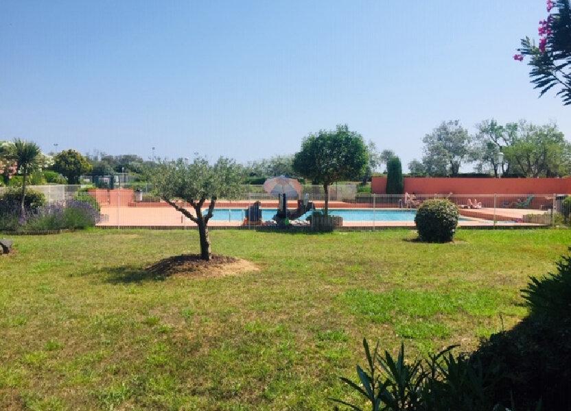 Appartement à vendre 25.88m2 à Le Cap d'Agde - Agde
