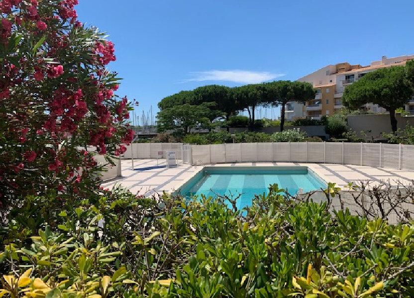Appartement à vendre 27.61m2 à Le Cap d'Agde - Agde