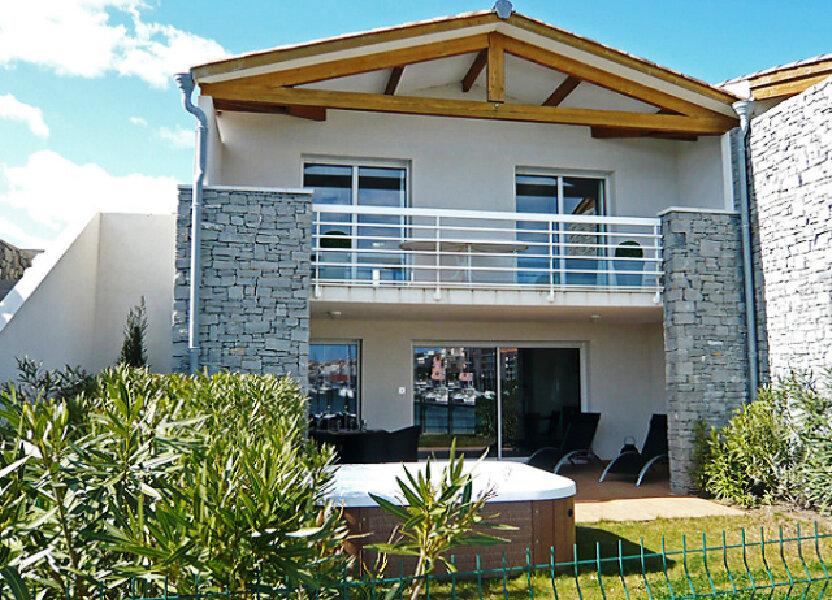 Maison à vendre 120.94m2 à Le Cap d'Agde - Agde