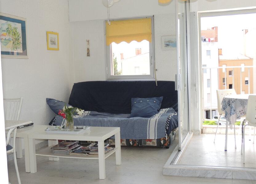 Appartement à vendre 38.93m2 à Le Cap d'Agde - Agde