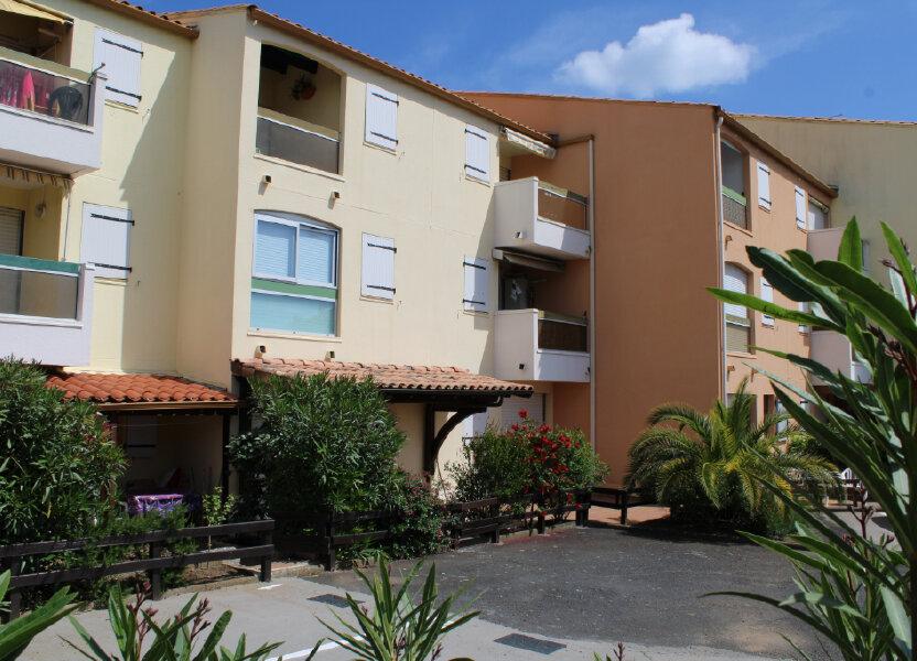 Appartement à vendre 22.64m2 à Le Cap d'Agde - Agde