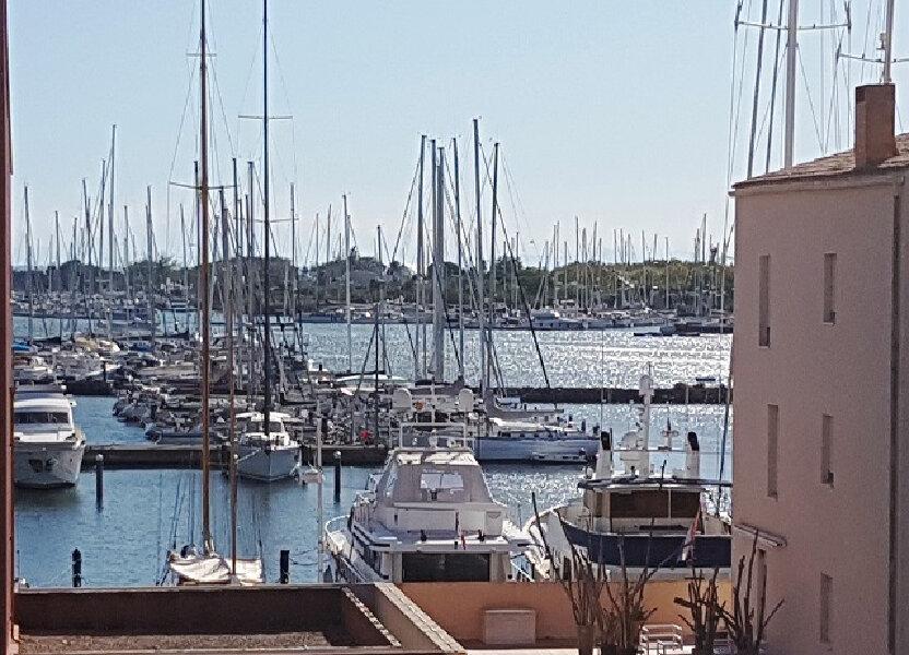 Appartement à vendre 39.1m2 à Le Cap d'Agde - Agde