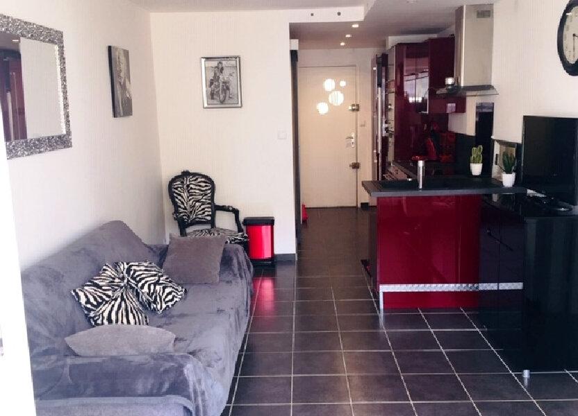 Appartement à vendre 31.59m2 à Le Cap d'Agde - Agde
