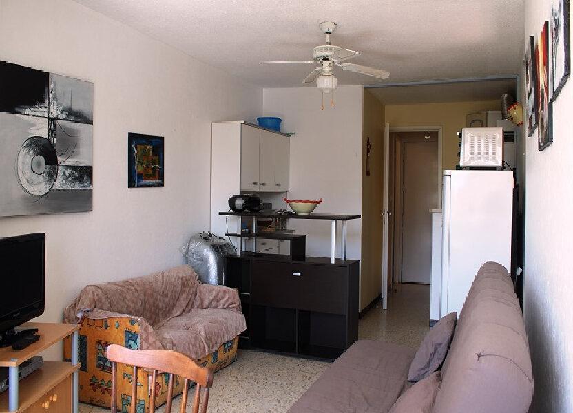 Appartement à vendre 31.51m2 à Le Cap d'Agde - Agde