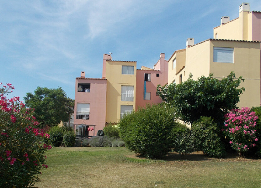 Appartement à vendre 23.42m2 à Le Cap d'Agde - Agde