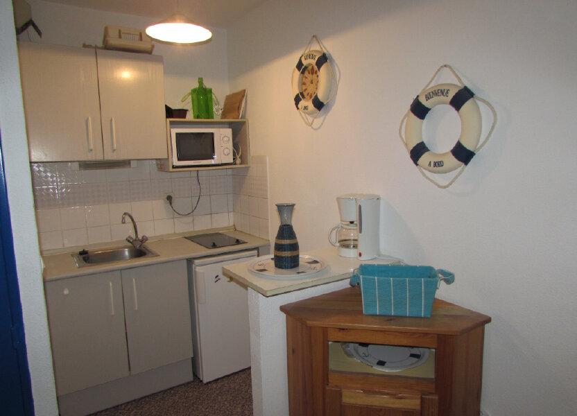 Appartement à louer 25m2 à Vieux-Boucau-les-Bains