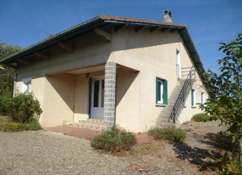 Location Maison 1093 M T 5 A Le Houga 600 EUR