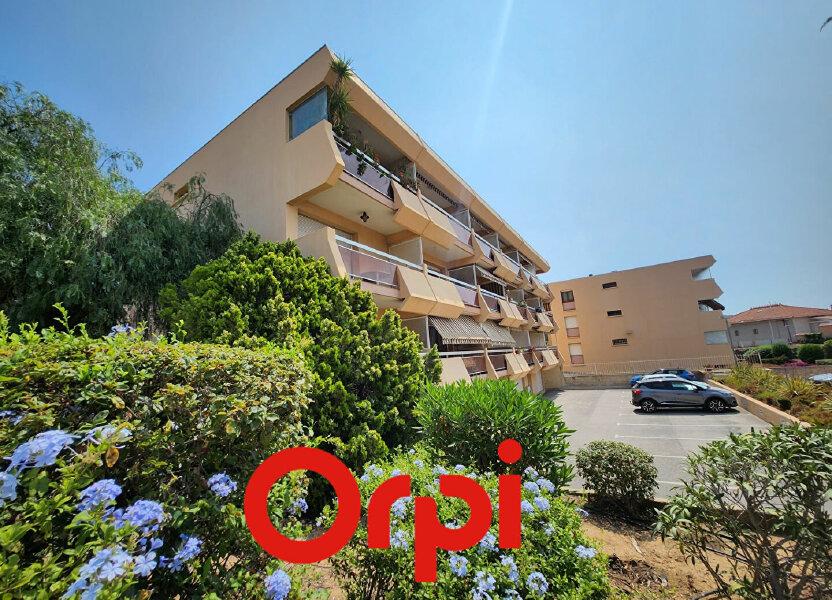 Appartement à louer 30.71m2 à Bandol