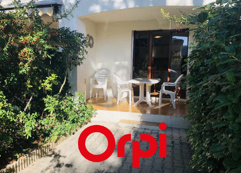 Appartement à vendre 26.08m2 à Saint-Cyr-sur-Mer