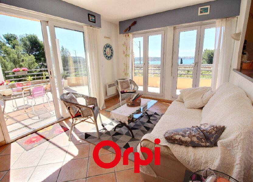 Appartement à vendre 61.9m2 à Bandol
