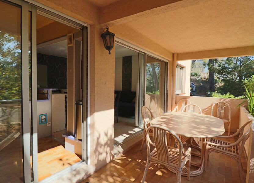 Appartement à vendre 43.55m2 à Bandol
