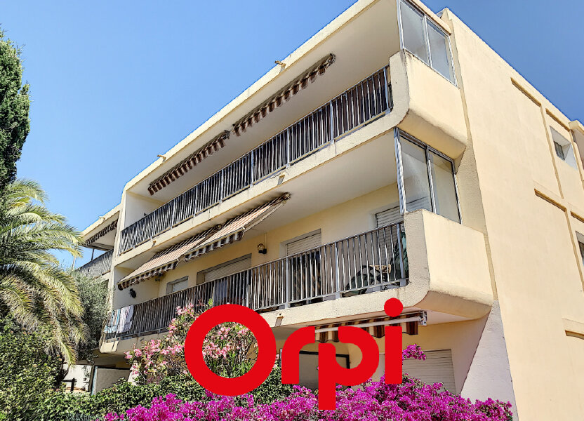 Appartement à vendre 59m2 à Bandol