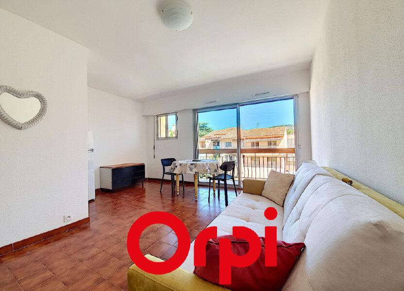 Appartement à vendre 27.76m2 à Bandol
