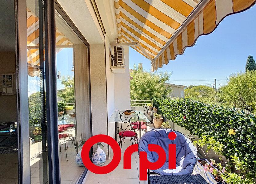 Appartement à vendre 65.21m2 à Bandol