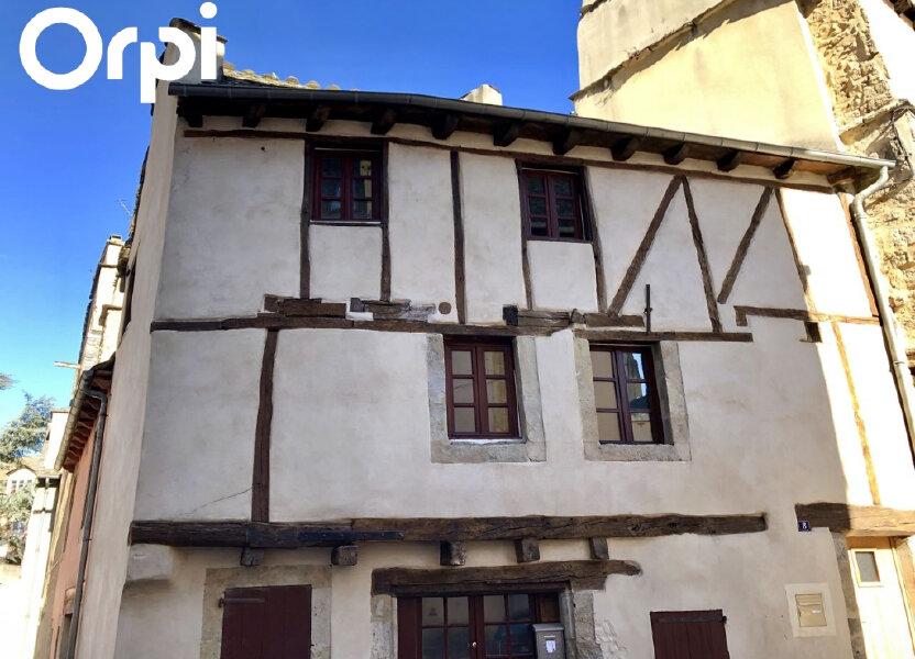 Appartement à louer 45m2 à Mende