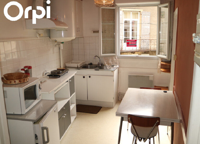 Appartement à louer 32m2 à Mende