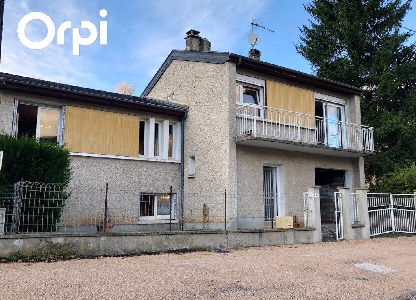 Maison à louer 105m2 à Badaroux